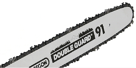 Cobra CS420 Chainsaw - Supplied With Oregon Bar and Loop Chain