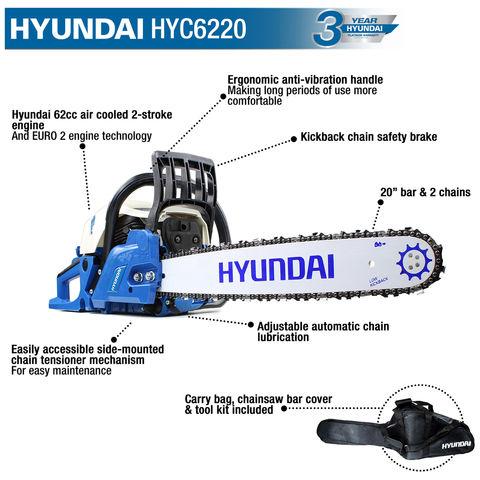Hyundai Chainsaw Bakewell