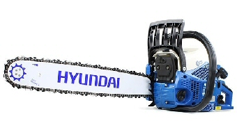 Hyundai Petrol Chainsaw