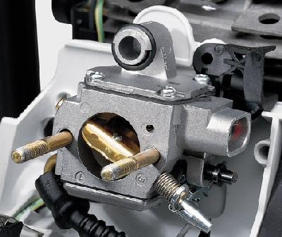 Stihl MS170 Chainsaw Fuel Compensator Device