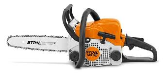 Stihl MS170 Two Stroke Petrol Chainsaw
