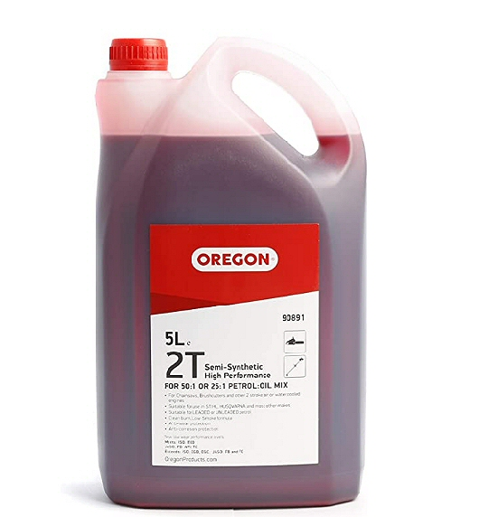 Oregon 90891 5L 2 Stroke Oil
